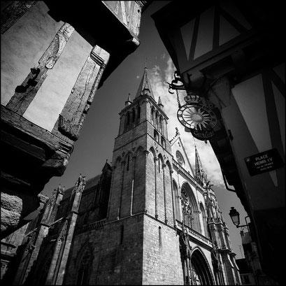 cathédrale st. pierre   vannes, 2010