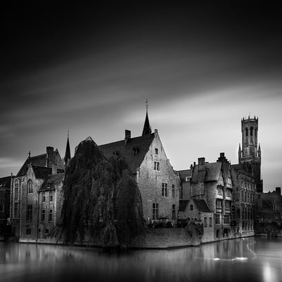 Dijver, Brügge. Belgium 2015