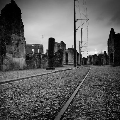 Village Martyr #11, Oradour-sur-Glane. France 2013