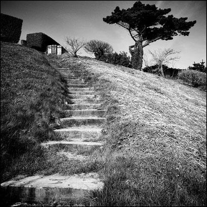 steps, Carantec 2009