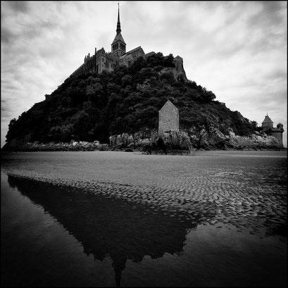 Mont Saint Michel, Study III