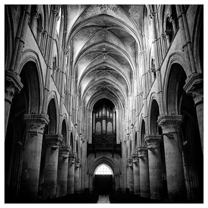 Cathedral Saint Pierre de Lisieux