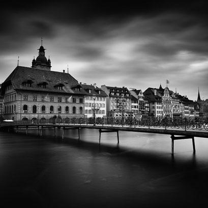 Rathaussteg, Luzern. Switzerland 2013