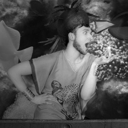 """""""Die Perle des Glücks"""" © Marc Groneberg   #socialmedia #itsme #marcgroneberg #perlenfisch"""
