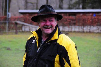 1. Vorstand Martin Baueregger