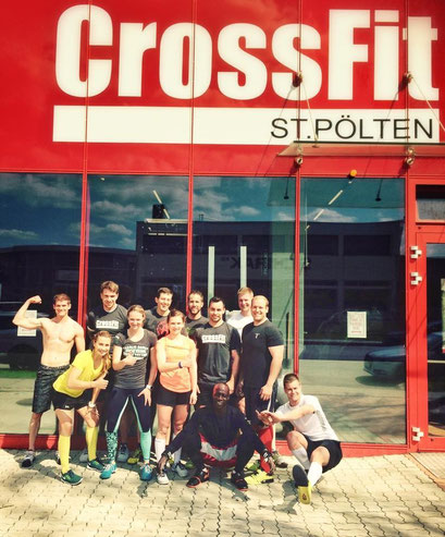 Cross Fit St. Pölten - Olympic Weightlifting