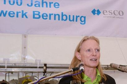 Grußwort Frau Prof. Dr. Birgitta Wolff - Ministerin für Wissenschaft und Wirtschaft