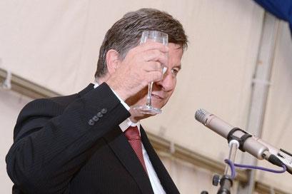 Glück auf wünscht Vorsitzender des Vorstandes der K+S Aktiengesellschaft