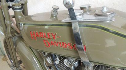 Nostalgie Harley-Davidson Sammlung