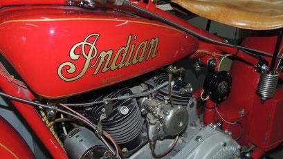 Alte Harley-Davidson