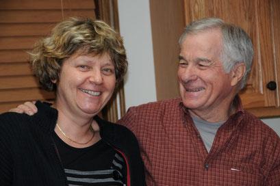 Avec/With David STRAUBINGER (2011 - Indianapolis)