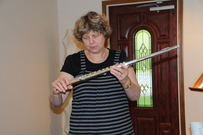 Nouvelle flute Straubinger/New Straubinger flute (2011)