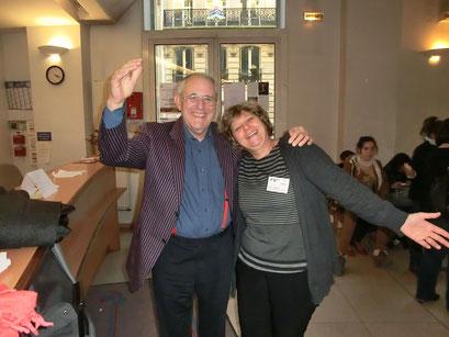 Avec/With Trevor Wye (2012 - 4° convention française))
