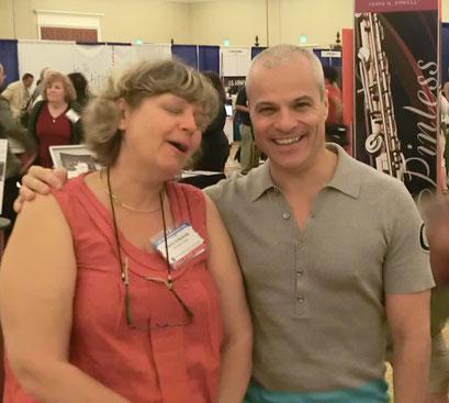 Avec/With Michel Bellavance (NFA/Las Vegas 2012)