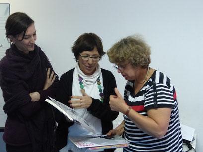Avec/With Patricia Da Dalt et/and Paulina Fain