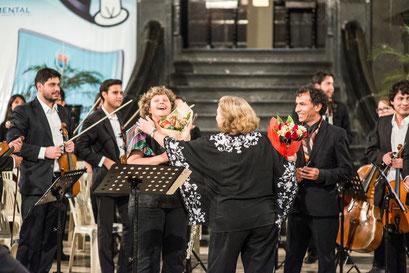 Aurore concerto - Cochabamba (Bolivie 2015)