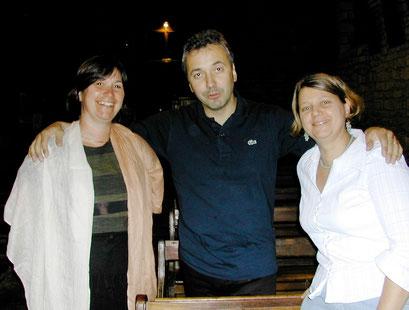 Avec/With Philippe BERNOLD et/and Brigitte LE BORGNE (2003)
