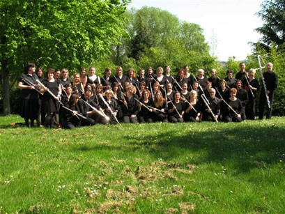 OFR : Orchestre de Flûtes du Rhône/Rhône Flute Orchestra (2011)