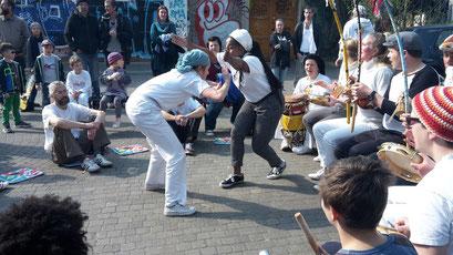 Capoeira Angola Hannover-Aldeia de Angola