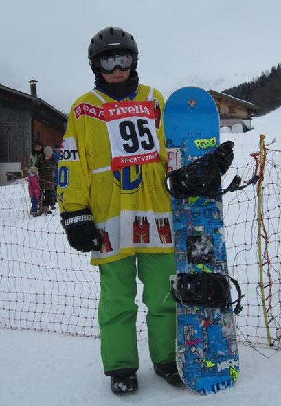 Tobias Kindschi-HCD Spieler #30