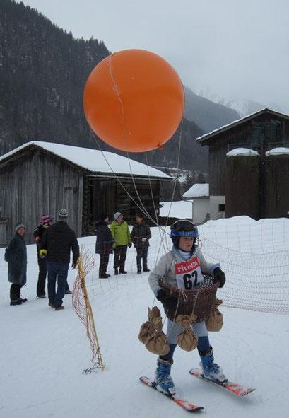 Flavio Brägger-Heissluftballon