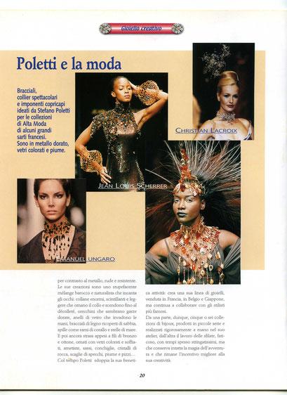 Gioiello Creativo - Stefano Poletti