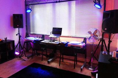 DJing Unterricht