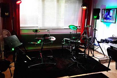 Drums & Schlagzeug-Unterricht