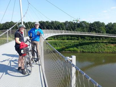 Die Sichelbrücke