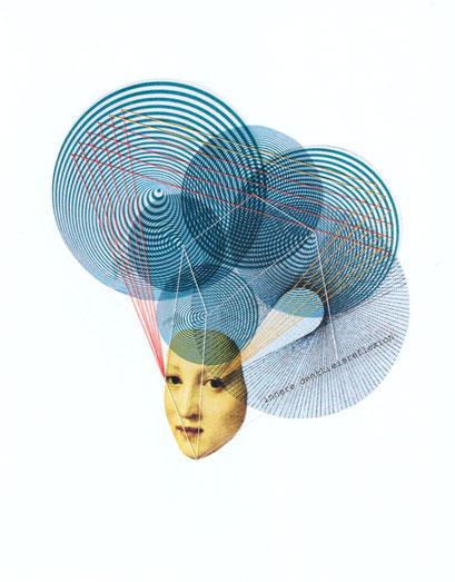 innere denkkreisreflexion.  2021