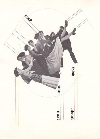 der versuch den satz des pythagoras zu tanzen