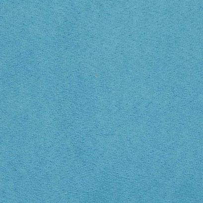 65 Baby Blue Microfaser-Velour