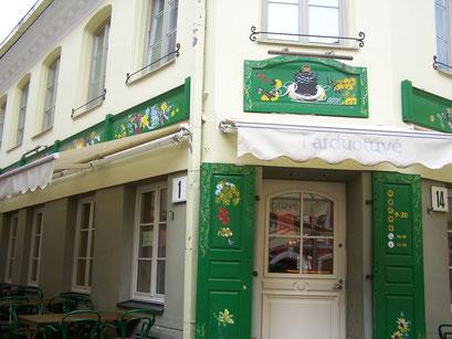 Vilnius, le quartier juif