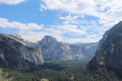 Le parc de Yosemite en Californie
