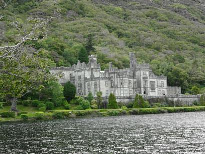 Abbaye de Kilemore, Connemara