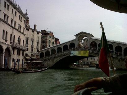 Venise, le Pont du Rialto