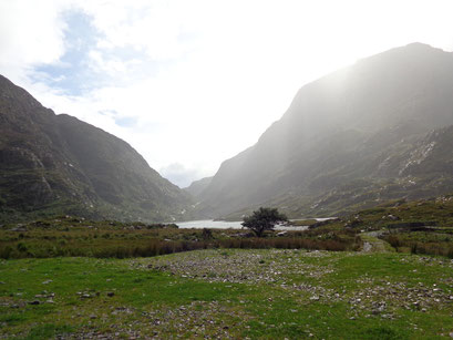 Le Gap of Dunloe, Killarney