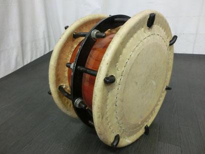 ボルト締め太鼓 高額買取り 付け締め太鼓 買います 和楽器店