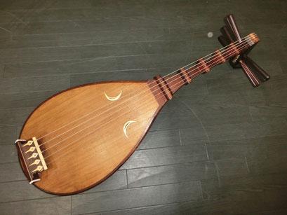 筑前琵琶 売りたい 買取りします。和楽器 和奏