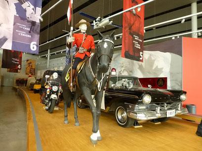Museum der Royal Canadian Mounted Police, Regina, Saskatchewan