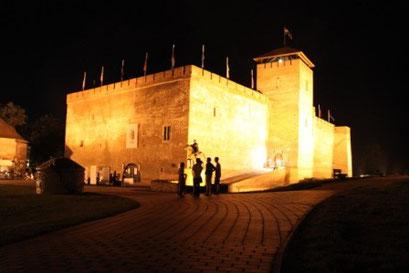 Burg in Gyula