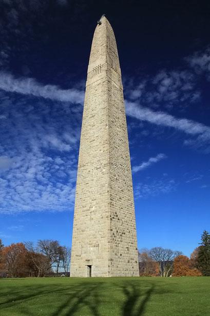 Obelisk für Schlacht 1777, Bennington, Vermont