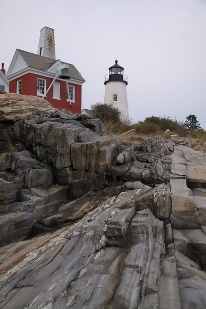 Pemaquid Halbinsel, Maine