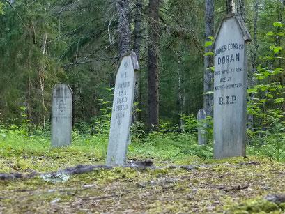 Grabstätte der Goldgräber, Skagway, Alaska