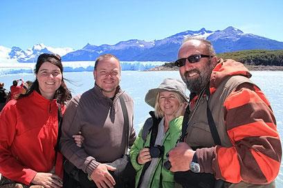 Los Glaciares N.P. - Boots-Ausflug