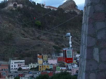 Zacatecas - Gondelbahn Made in Switzerland