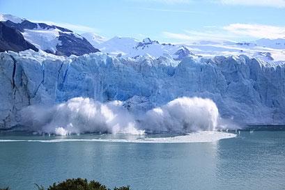 Los Glaciares N.P. - Perito Moreno Gletscher