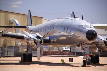 PIMA Air & Space Museum, Tucson, Arizona