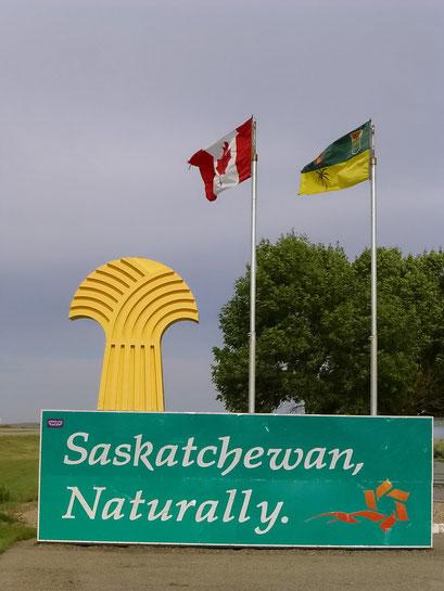 Willkommen in Saskatchewan