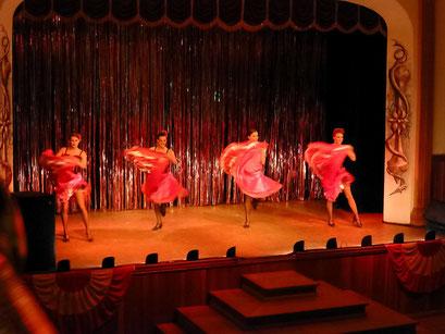Variété-Show, Dawson City, Kanada